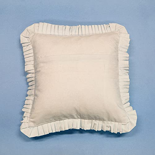 Handwoven Cotton Cushion Cover
