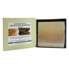 Khadi India Abeers Pure Essence Chocolate Almond Soap (140g)