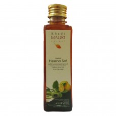 Khadi India Mauri Herbal Heena Sat Shampoo - For Oily Hair (250ml)