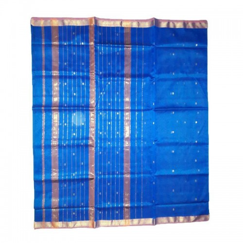 Maheshwari  Butidar Silk Cotton Saree