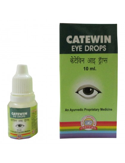 Khadi India Catewin Eye Drops (10ml)