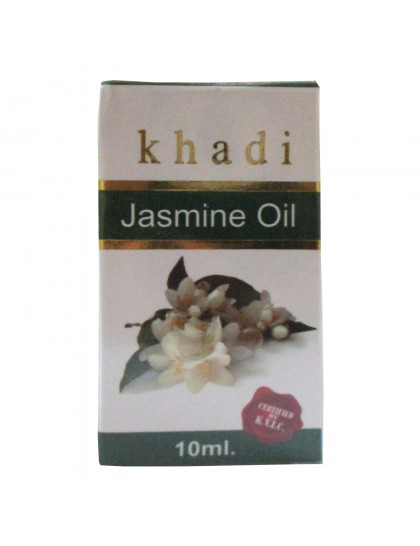 Khadi India Jasmine Oil (10ml)