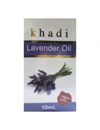 Khadi India Lavender Oil (10ml)