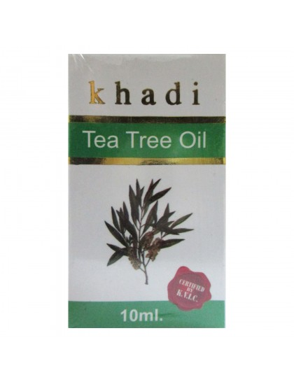 Khadi India Tea Tree Oil (10ml)