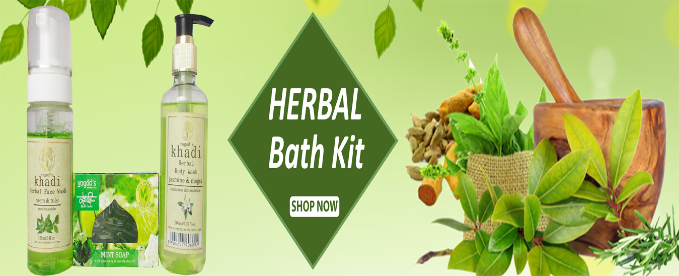 Herbal Bath Kit