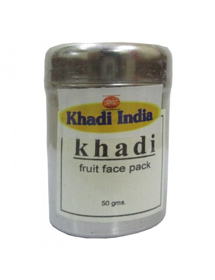 Khadi India Fruit Face Pack (50g)