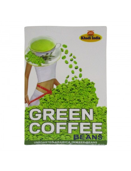 Khadi India Green Coffee Beans (100g)