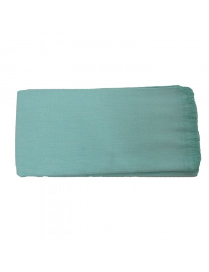 Khadi India Cotton Bath Towel (Green)