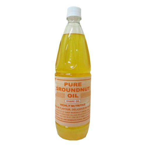 Khadi India Groundnut Oil (1 Liter)