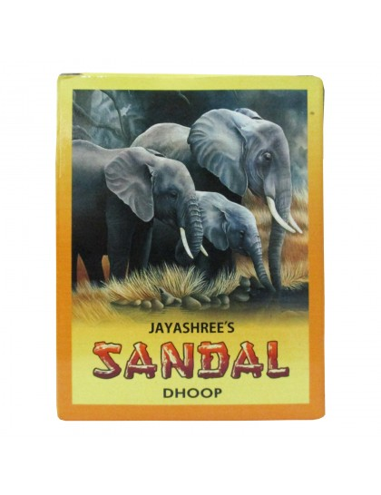 Khadi India Jayashree's Sandal Dhoop (50gms)