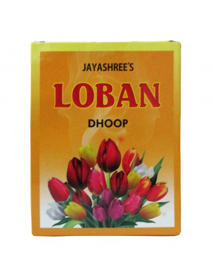 Khadi India Jayashree's Loban Dhoop (50gms)