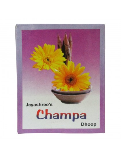 Khadi India Jayashree's Champa Dhoop (50gms)