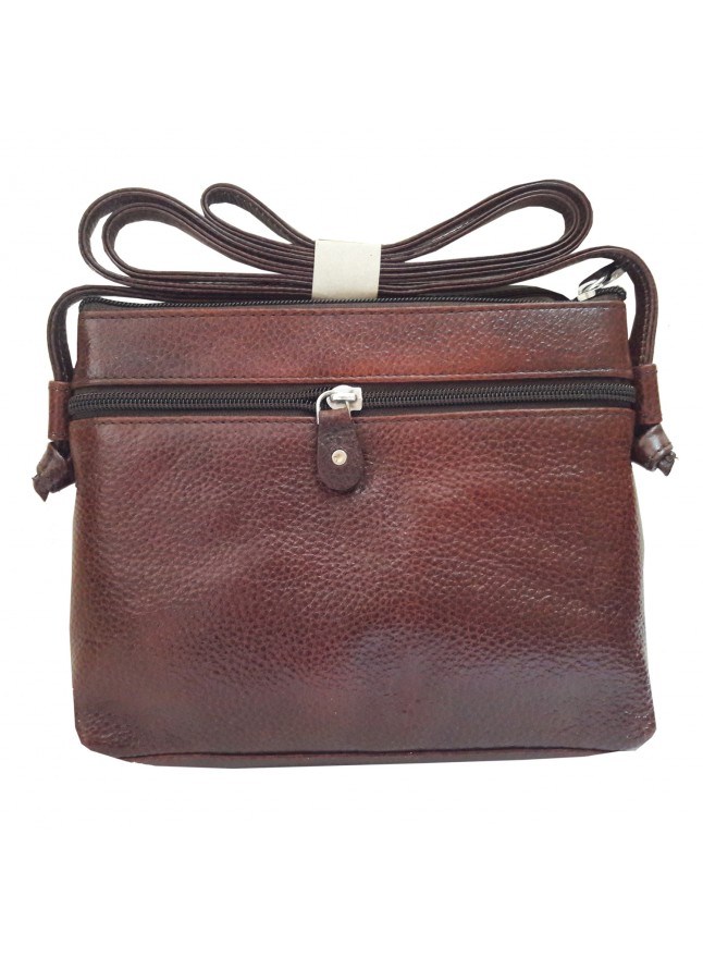 leather sling bags for college girls ekta bags