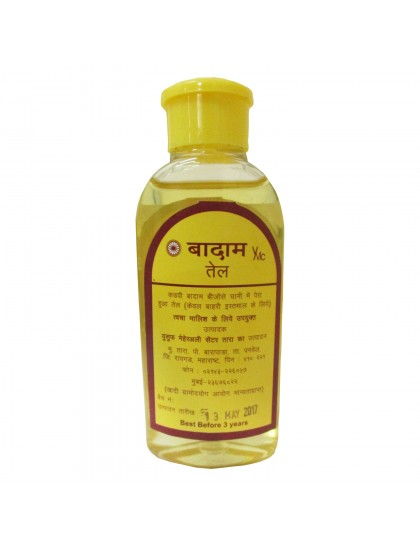 Khadi India Badam Oil (100ml)