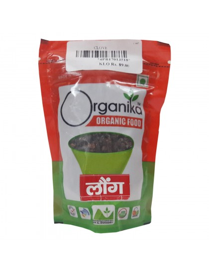 Khadi India Organika Organic Food Cloves (50gm)