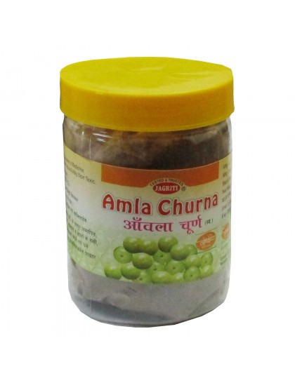 Khadi India Jagriti Amla Churna (250g)