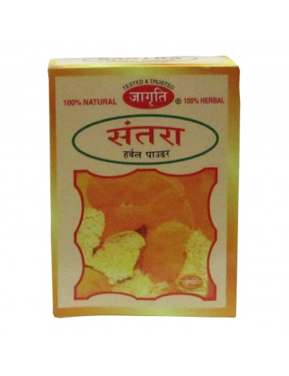 Khadi India Jagriti Santra Herbal Powder (100gm)