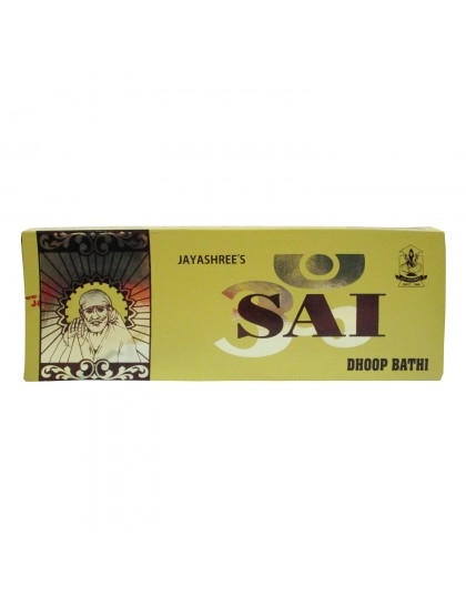 Khadi India Jayashree's Sai Dhoop Bathi (100g)
