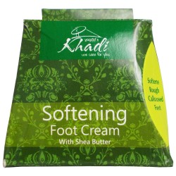 Khadi Herbal Foot Cream-Shea Butter (50g)