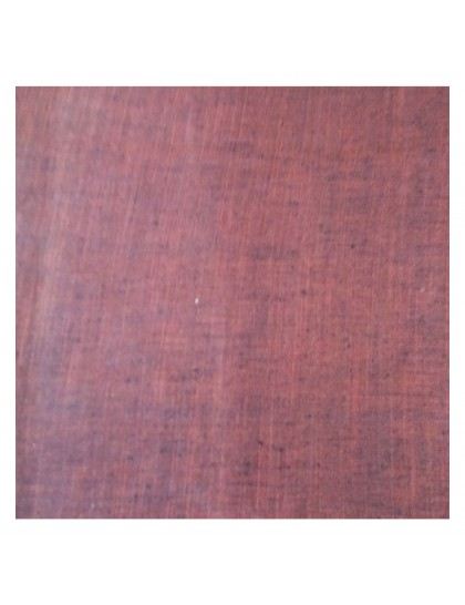 Khadi India Cotton Cloth Material - Dark Brown