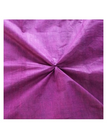 Khadi India Cotton Cloth Material - purple