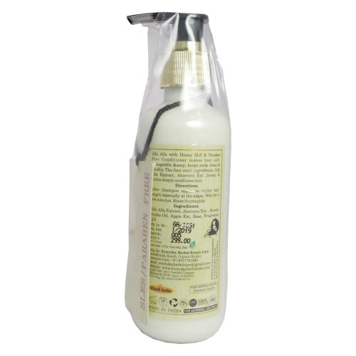 Khadi Ayurvedic Conditioner-Alfalfa with Honey (200ml)