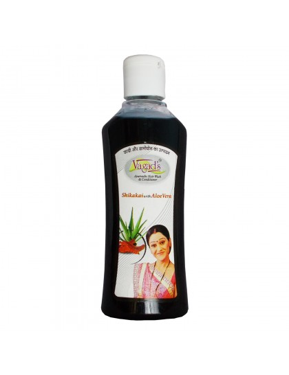 Khadi India Herbal  Shampoo & Conditioner-Shikakai with Aloe vera (200ml)