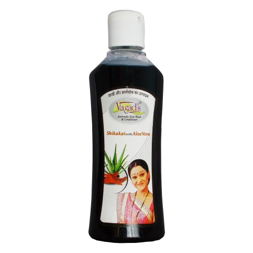 Khadi Herbal  Shampoo & Conditioner-Shikakai with Aloe vera (200ml)