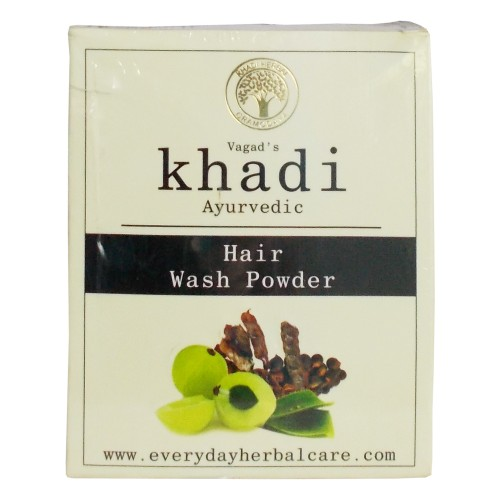 Khadi India Ayurvedic Hair Wash Powder (100gm)