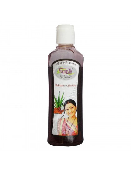 Khadi India Herbal  Shampoo & Conditioner-Shikakai with Aloe vera (100ml)